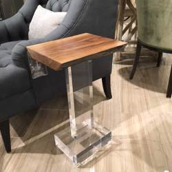 Small Crop Of Acrylic Side Table