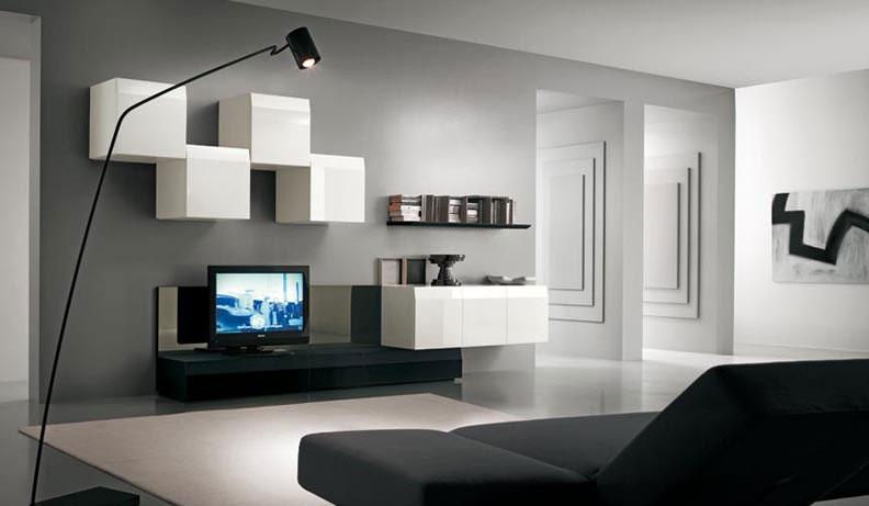 Die neuen trendigen Wandfarben im Wohnzimmer - wohnzimmer farben fotos