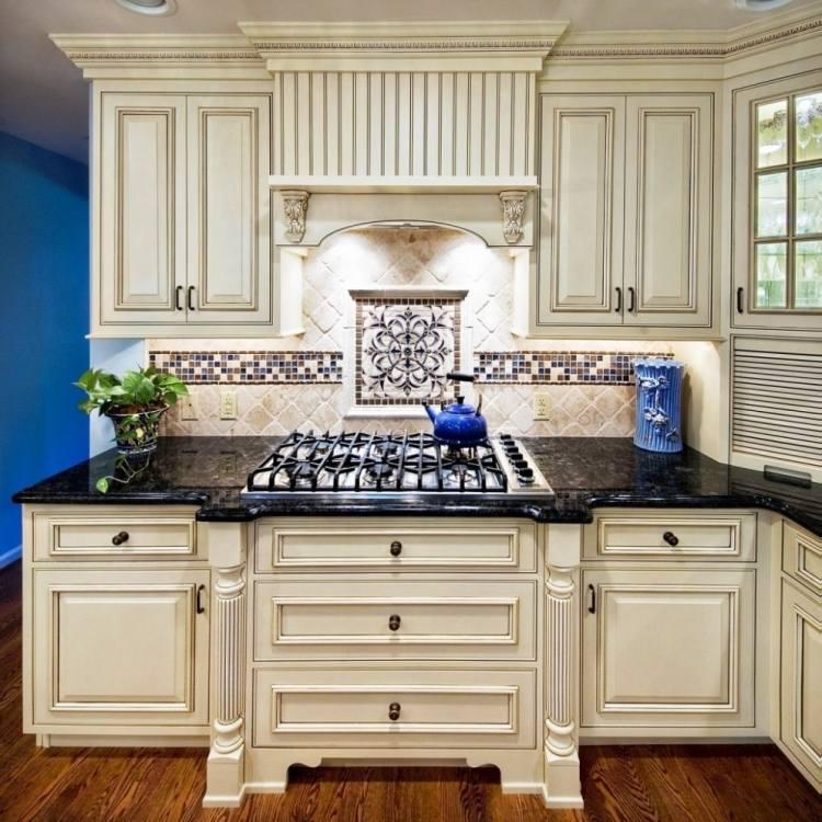 Zauberhafte Küche im Landhausstil einrichten - zauberhafte kuche landhausstil einrichten