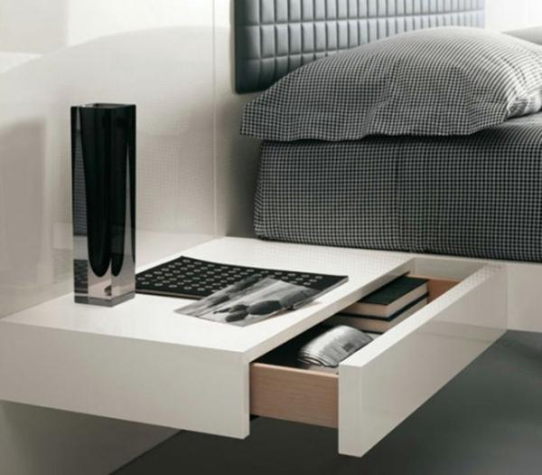 Top 5 Nachttisch Designs für das Schlafzimmer - designer nachttische schlafzimmer