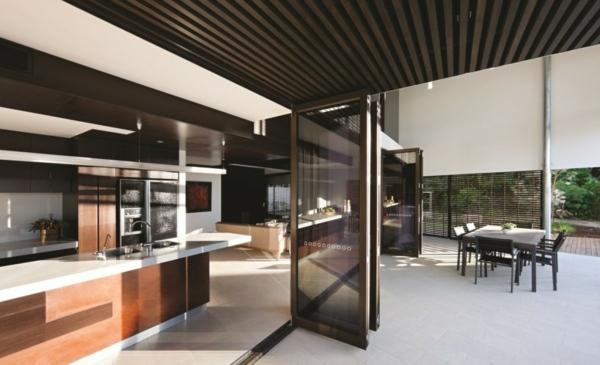 ... Weißes Küchen   33 Ideen Für Minimalistisches Weißes Küchen Design   Moderne  Kuche Minimalistisch Design ...
