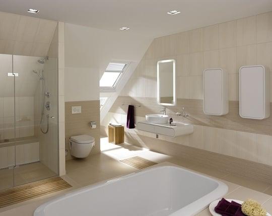 Moderne Badezimmer Mit Minimalistischem Design   TOTO   Badezimmer 1980