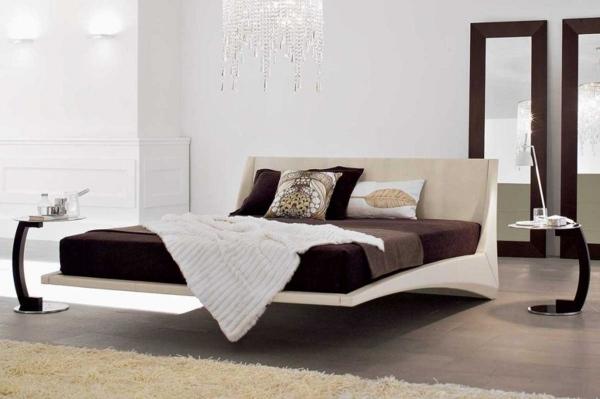 modernes bett design trends 2012 m belideen best schlaf