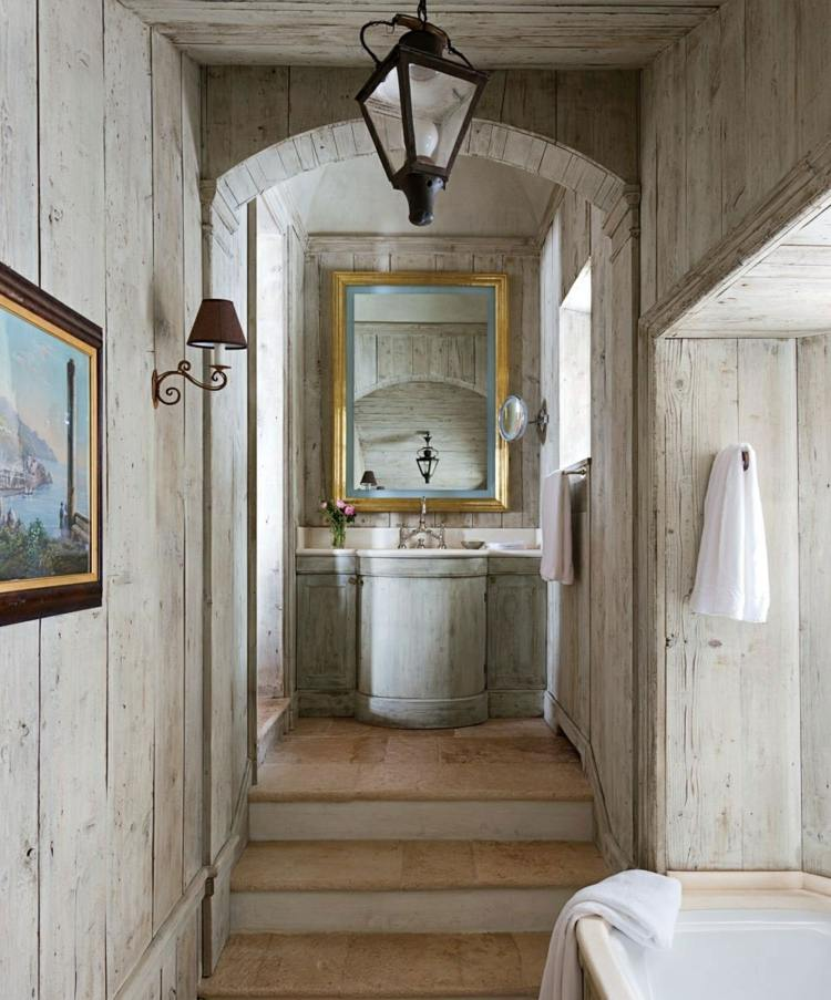 Badezimmer Shabby Chic spiegel shabby chic wei cool neuholz kommode shabby chic