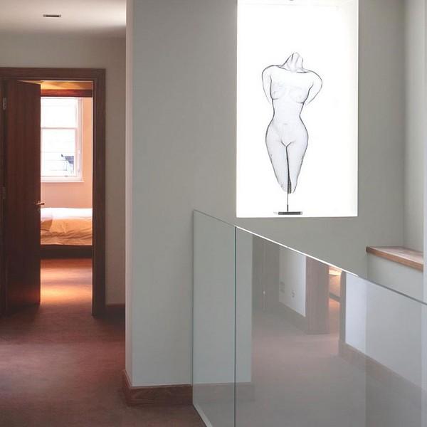 dramatisches-weises-interieur-design-beeinflusst-escher-58 ... - Dramatisches Weises Interieur Design Beeinflusst Escher
