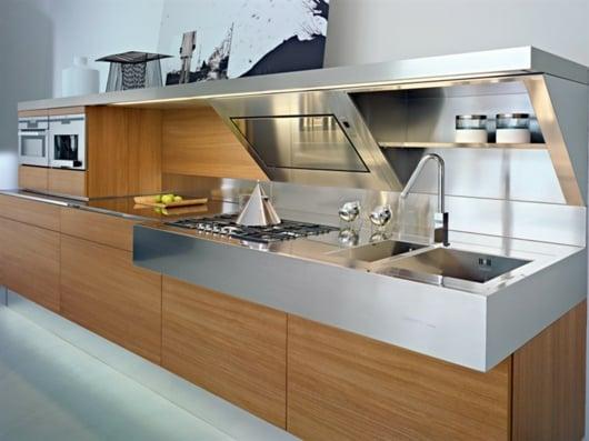 Exklusive Küchen Design Snaidero Studio Zeigt Sein Bestes Snaidero  Italienische Kuchen Designs