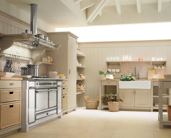 Schone Kuche Beige ~ Home Design Inspiration Schone Und Luxuriose  Massivholzkuchen Von Minacciolo