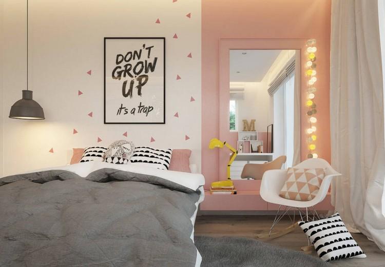 16 Fantastische Jugendzimmer für Mädchen gestalten - kinderzimmer gestalten madchen