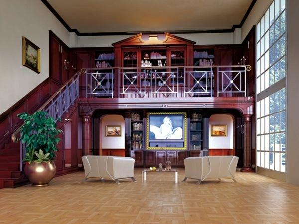 Klassische Designer Möbel Von Turati Boiseries   Klassisches Mobel Design