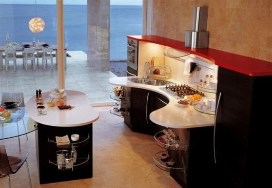 Exklusive Küchen Design U2013 Snaidero Studio Zeigt Sein Bestes Kompakte  Kuche Snaidero Board