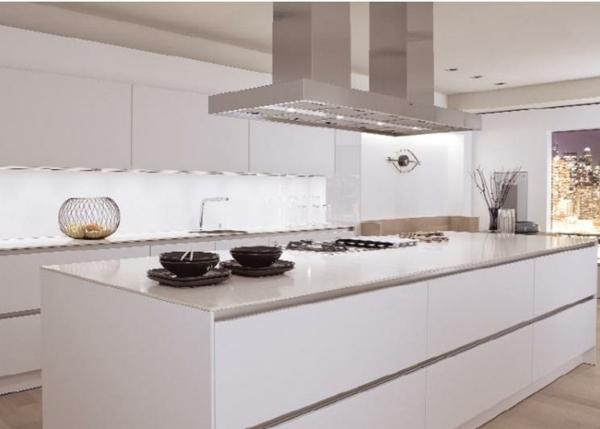 Luxus Küchenmöbel Von SieMatic Für Ihre Moderne Küche   Das Weise  Futuristische Kuche Design Von Gorenje