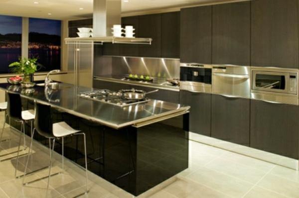 Wie Sie die richtigen Küchengeräte für Ihr Interieur auswählen - moderne kuche praktische kuchengerate