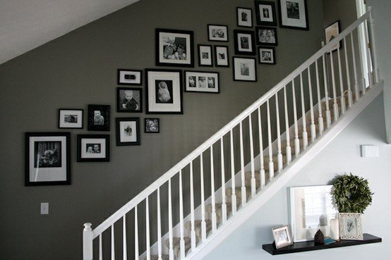 fotowand gestalten tipps und kreative ideen fotowand gestalten - Fantastisch Fotowand Gestalten