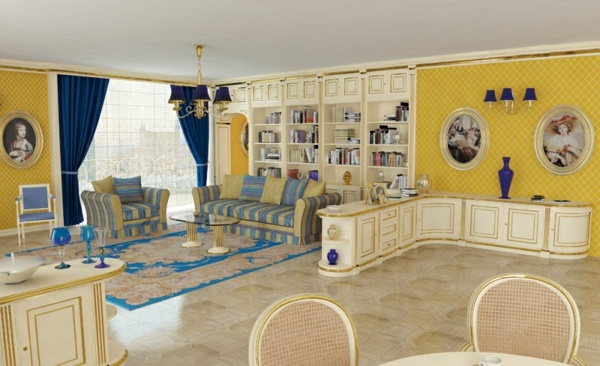 Klassisches Möbel Design Von Turati Cugini   Klassisches Mobel Design