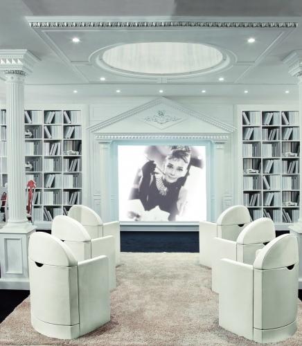 Klassisches Möbel Design Von Turati Cugini   Handgefertigte Mobel Lorigine