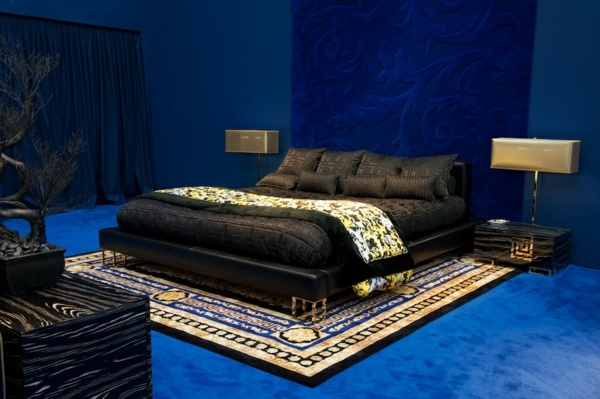 Versace Home Collection 2012 Fusion Aus Mode Und Interieur