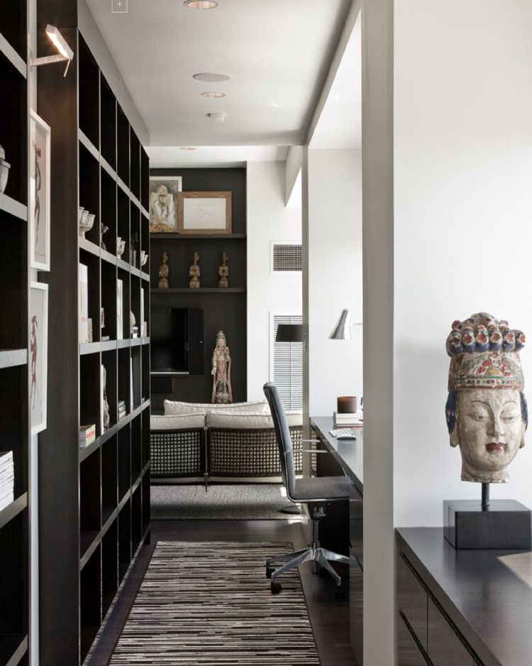 dramatisches-weises-interieur-design-beeinflusst-escher-105 ... - Dramatisches Weises Interieur Design Beeinflusst Escher