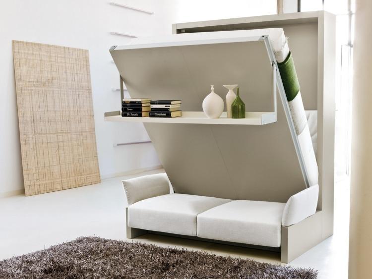 Schön Schrankbett Für Optimale Raumnutzung   10 Clevere Designs   10 Clevere  Mobel Ideen Haustier