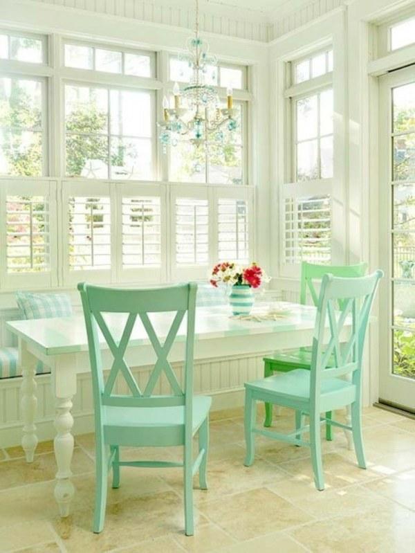 Schön Einrichtungsideen Für Sitzecke In Der Küche Platzsparend Und Gemütlich   Esszimmer  Sitzbank Platzsparend