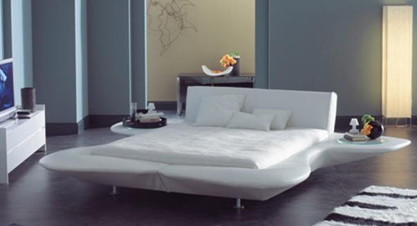 Die bemerkenswerten Betten von Flou - die betten von flou