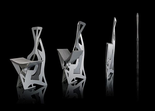 Klappstuhl-leaf-falttechnologie-39 exklusives esstisch design - leuchtende solar tisch foscarini