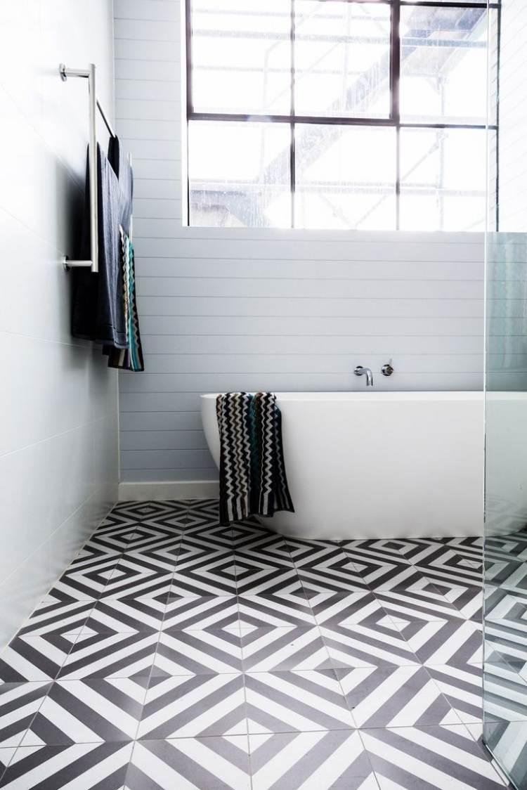 Bad Weiß | 15 Elegante Ideen Für Badezimmer Fliesen
