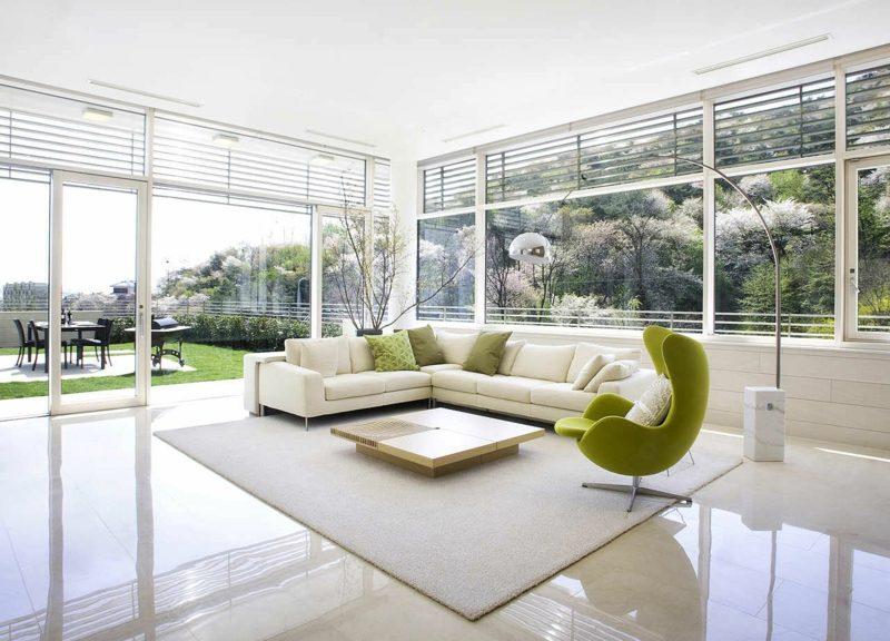 wohnzimmer wei e m bel, beautiful 38 ideen fur weisses wohnzimmer wohnideen mit reinheit und, Design ideen