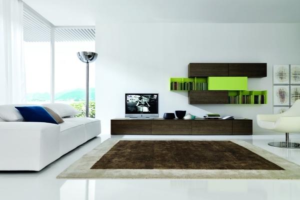 Moderne Raumgestaltung u2013 Ideen für die ganze Wohnung von Euromobil - raumgestaltung ideen