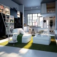 Kleine Wohnung einrichten - Praktische Ideen von IKEA