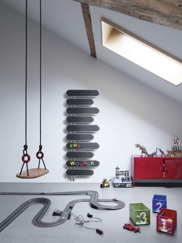 Moderne Heizung Im Winter 20 Dekorative Heizkörper Mit Tollem Design Heizkorper  Furs Kinderzimmer .