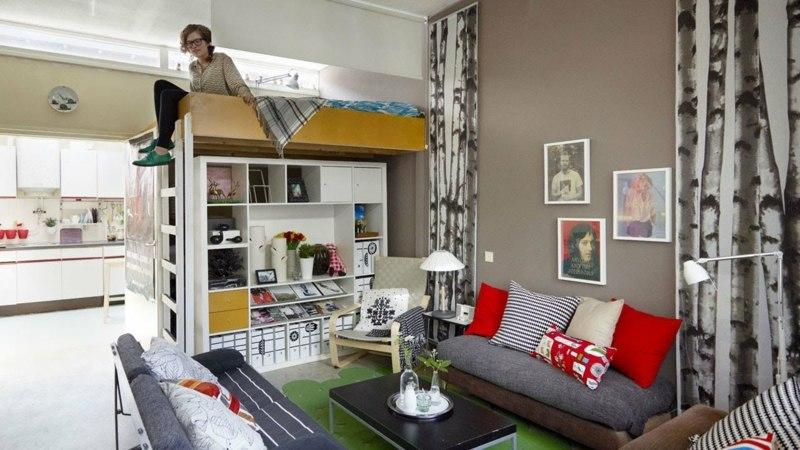 Mini Wohnung Einrichten | Hausdesign.Paasprovider.Com