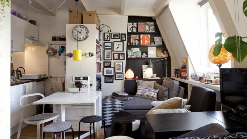 Studio Apartment Decorating Ideas Tumblr - Elitflat