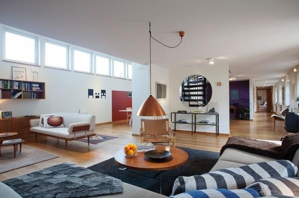 emejing eklektische wohnung loft charakter gallery - house design ...
