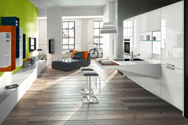 20 moderne Küchen Design Ideen vom innovativen Küchenstudio Snadeiro - ideen kuche