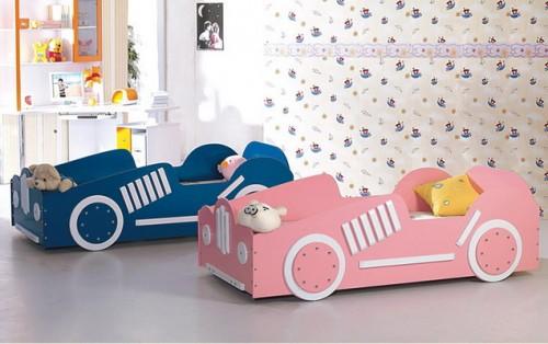 50 Ideen Fur Traumhaftes Auto Kinderbett Modernes