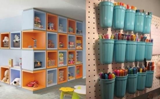 Kinderzimmer gestalten u2013 raumsparend, praktisch und übersichtlich - kinderzimmer praktisch einrichten