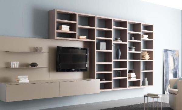 Schön Italienische Moderne Wohnwand_130227 ~ Neuesten Ideen Für Die Italienische  Mobel Besana Wohnwande