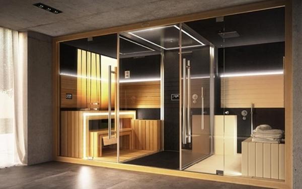 uncategorized : geräumiges badezimmer und wellness das moderne ... - Das Moderne Badezimmer Wellness Design