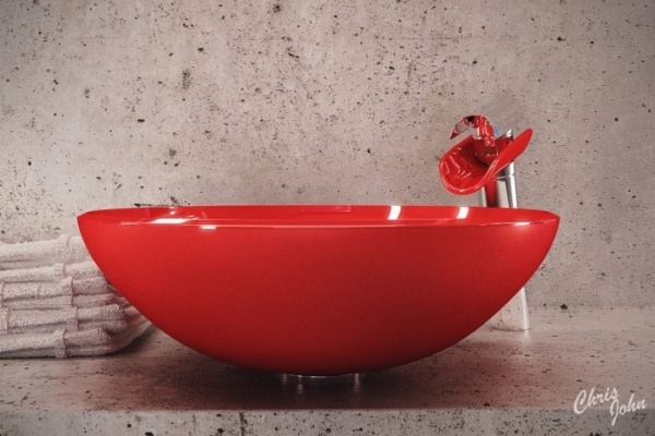 Das moderne badezimmer wellness design  Das-moderne-badezimmer-wellness-design-43. 105 bad design ideen ...
