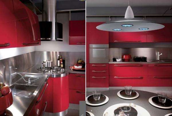 Ein Ehemaliger Autodesigner Entwirft Moderne Küchen Für Scavolini Moderne  Kuechen Scavolini