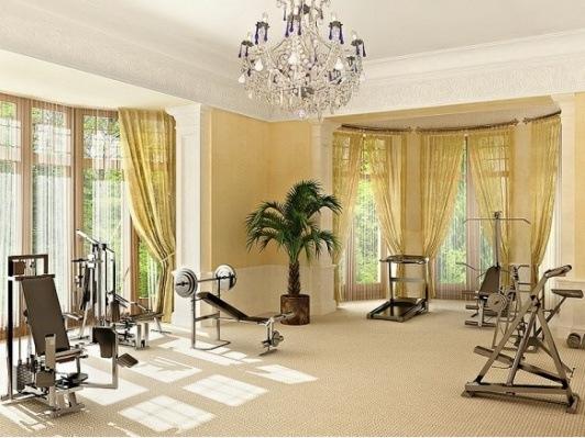 ▷ Fitnessraum Einrichten-Tipps Und Ideen Für Ein Fitness-Studio