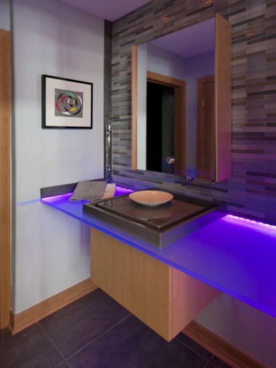 Stunning Led Leiste Badezimmer Gallery - House Design Ideas - badezimmer leisten