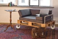 Mbel aus Europaletten bauen  Ideen fr komfortable Sitzmbel