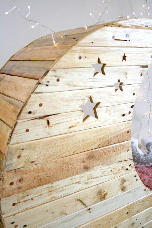 beautiful baby wiege rezyklierten materialien gallery - globexusa ...