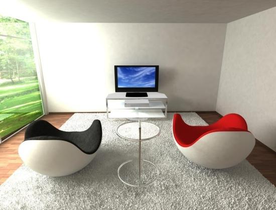 Designer Relaxsessel Von Batti Sichert Komfort Und Entspannung   Designer  Relaxsessel Batti