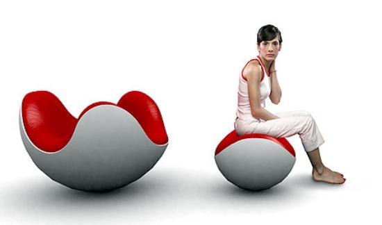 Toll Designer Relaxsessel Von Batti Sichert Komfort Und Entspannung   Designer  Relaxsessel Batti