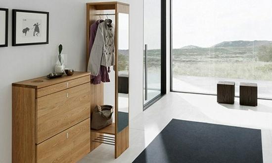 ... Gestaltungsideen Für Ihren Flur Mit Schuhschrank Von Team 7   Team 7  Badezimmer ...