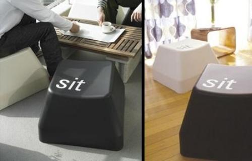 Ungewöhnliche Ideen Für Hocker Design Bringen Kreativität Und Stimmung Kreatives  Sofa Design Wolke