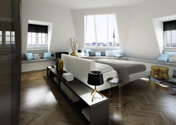 Moderne Schlafzimmer Einrichtung Tendenzen | Knutd.Com