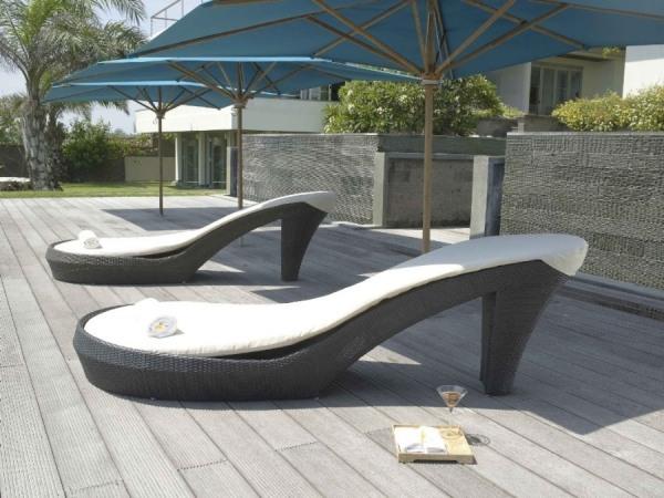 20 Ideen Für Gartenmöbel u2013 Den Sitzbereich Im Garten Schön - lounge gartenmobel 22 interessante ideen fur paradiesischen garten